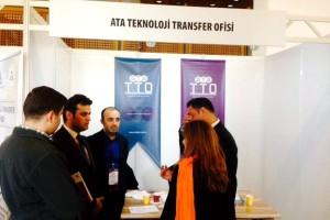 ATA Teknoloji Transfer Ofisi ÜSİMP Patent Fuarı 2016`ya Katıldı