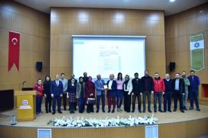 Ab Ufuk2020 Marie Sklodowska Curie Bilgilendirme Seminerine Katılım Sağlandı