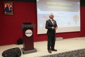 DAKAF'20 Kapsamında Sertifikalı Kaynak Eğitimi ATA Teknokent'te Gerçekleştirildi