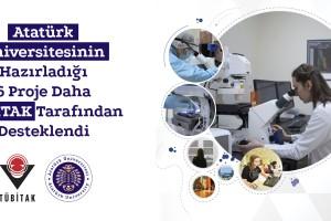 Tübitak 2244 - Sanayi Doktora Programı Kapsamında 6 Proje Daha Desteklendi