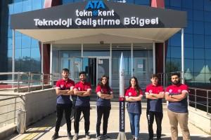 TEKNOFEST 2020'de Atatürk Üniversitesi Rüzgarı Esti