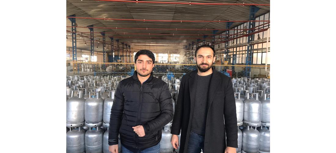 Sanayi-Bölge Eşleştirme Ve Tanıştırma Etkinlikleri Kapsamında Ergaz Ziyareti