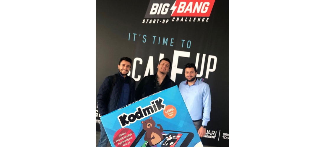 KODMİK BIG BANG 2019'DA