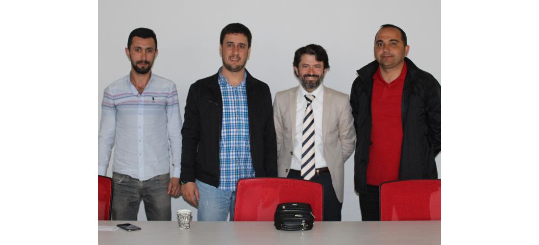 ATA Teknokent Firmalara Yönelik Eğitim Faaliyetleri Kapsamında Seminerlerine Devam Ediyor.