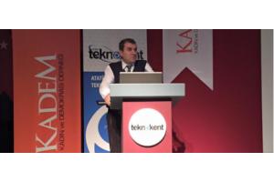 ATA Teknokent KADEM Erzurum İl Temsilciliği Üyelerini Misafir etti.