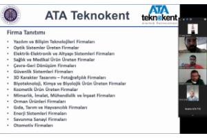 ATA Teknokent ve Trabzon Teknokent Mentör-Menti Eşleştirme Programı Toplantılarına Başladı