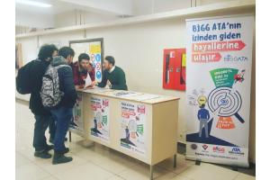 200.000 Tl Hibeli BİGG ATA Programı Atatürk Üniversitesi Mühendislik Fakültesinde Tanıtıldı