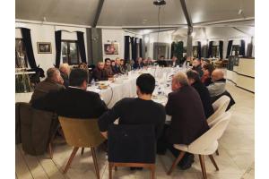 TÜRKONFED Yönetim Kurulu Toplantısı'na katılım Sağlandı
