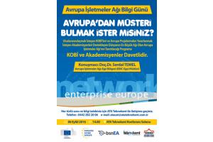 Avrupa'dan Müşteri Bulmak İster misiniz