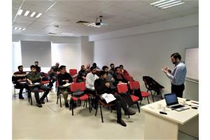 BİGG ATA Programı'nda Ön Elemeyi Geçen Girişimcilere İş Planı Eğitimi Verildi