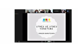 Stres Yönetimi Eğitimi Gerçekleştirildi