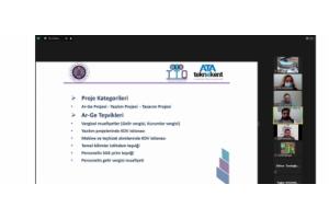 ATA Teknokent'ten Girişimcilik Ekosistemi Ve Girişimcilik Destekleme Programları Eğitimi