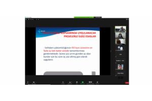İşkur İşbaşı Eğitim Programları Tanıtım Etkinliği Gerçekleştirildi