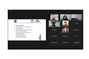 Genç MÜSİAD Üyeleri Girişimcilik Ekosistemi Hakkında Bilgilendirildi