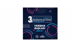 Patentle Türkiye - 3. Üniversiteler Patent Yarışması Başlamıştır