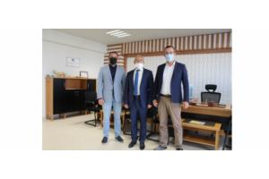 AKADEMİSYEN FİRMASI ARTROPOL'E ZİYARET