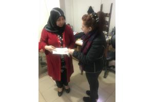Üniversite Sanayi İş Birliği Kapsamında Akrüş Tekstil Ziyaret Edildi