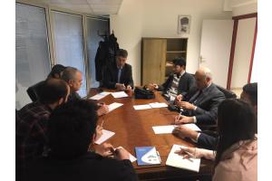 Sanayi ve Teknoloji Stratejisi Toplantısı Düzenlendi