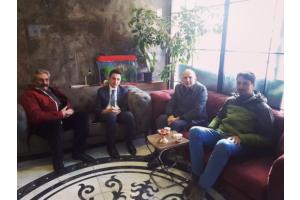 ATA Teknokent'ten Kars Ticaret ve Sanayi Odası Ziyareti