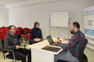 BİGG ATA Programı Birebir Mentörlük Görüşmeleri Gerçekleştirildi
