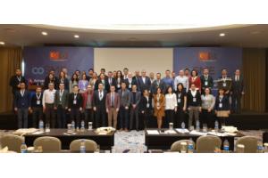 Avrupa İşletmeler Ağı Raporlama Eğitimi Samsun'da Gerçekleştirildi