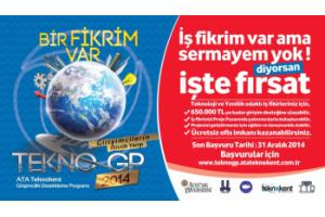 GİRİŞİMCİ DESTEKLEME PROGRAMI BAŞLIYOR