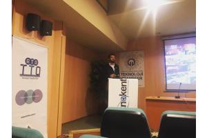 Karadeniz Teknik Üniversitesi 'nde BİGG ATA Programı Tanıtıldı