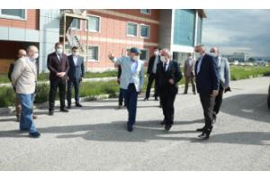 Büyükşehir Belediyesi İle Ortak Projeler Devam Ediyor