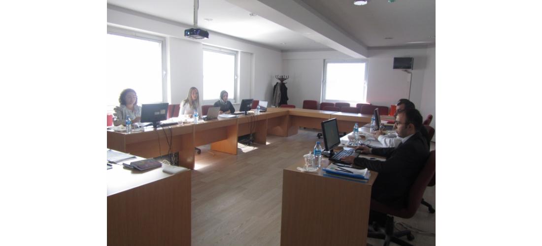 Hacettepe Üniversitesi Teknoloji Transfer Merkezi'nden Ziyaret