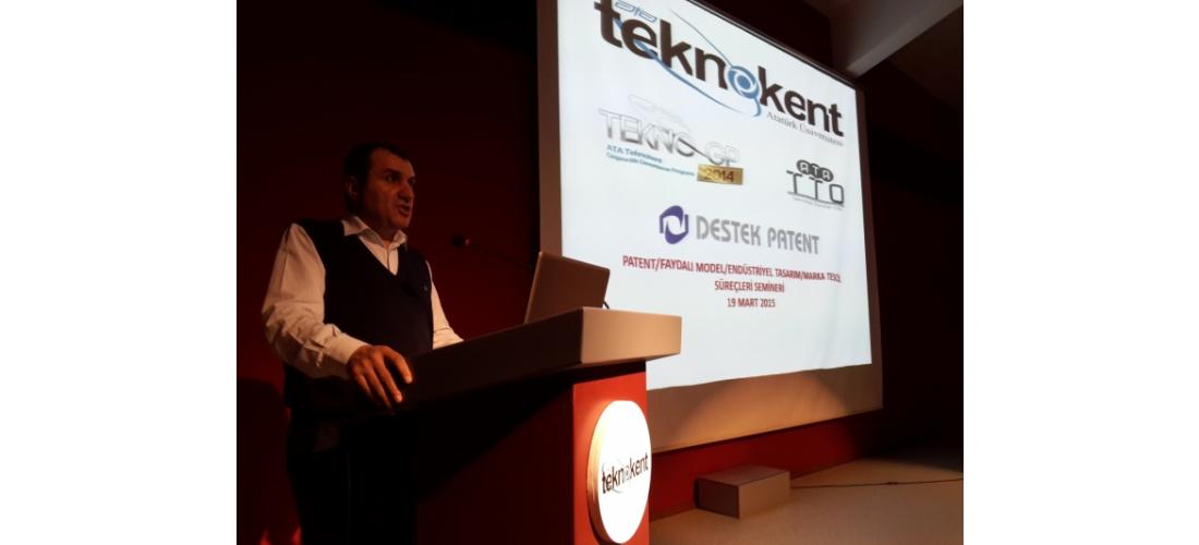 Teknokentten Patent Eğitimi