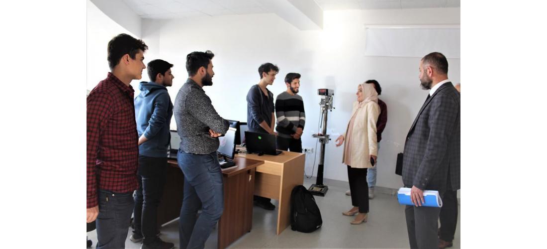 Milletvekili Zehra Taşkesenlioğlu Ban Girişim Evi Ziyareti