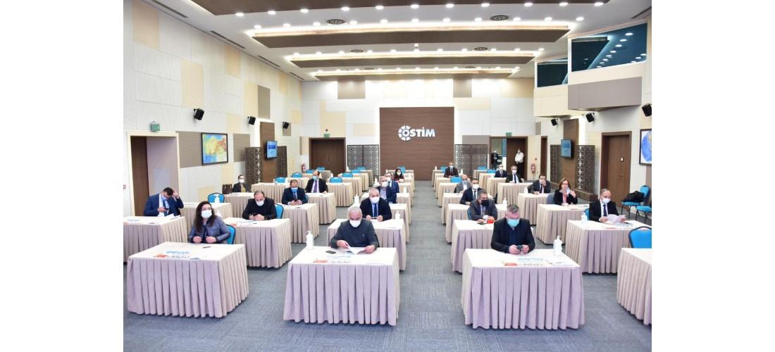 TGBD'NİN 12. Olağan Genel Kurul Toplantısı Yapıldı